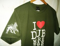 I Love DUB (Organic Cotton)