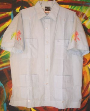 画像1: Jah Lion S/S 60`s Shirts