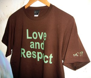 画像1: Love and Respect (Organic Cotton)