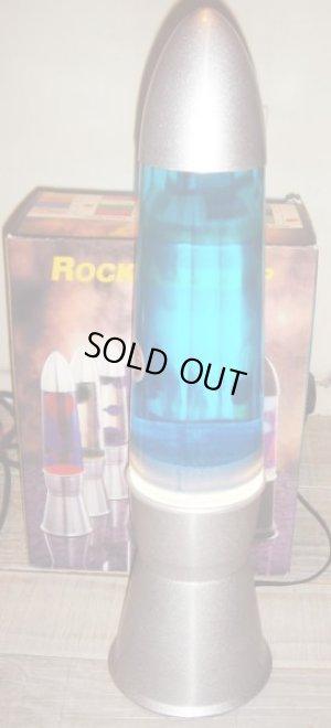 画像1: Rocket Lamp モーションランプ 空間照明 ラバライト・タイプ