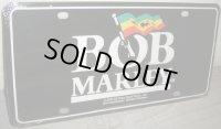 BOB MARLEY License Plate ライセンスプレート