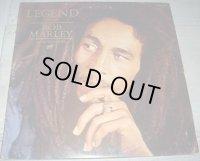 中古 BOB MARLEY & THE WAILERS - LEGEND LP