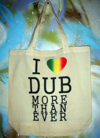 I Love Dub Eco Bag