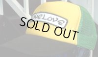 One Love × Jamaica Mesh Cap