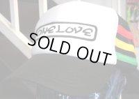 One Love × Rasta Line Mesh Cap
