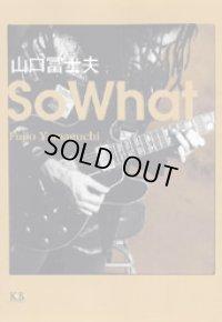 So What / 山口冨士夫