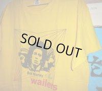 古着 BOB MARLEY & The Wailers ボブ・マーリー Tシャツ