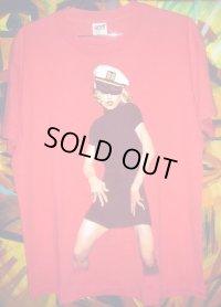 古着 Madonna マドンナ THE GIRLIE SHOW ツアー Tシャツ