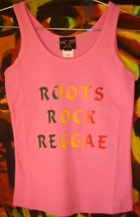 Roots Rock Reggae Tank Top