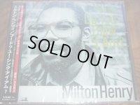 Milton Henry / Who Do You Think I Am ?