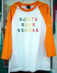 Roots Rock Reggae (Bass Ball Tee)