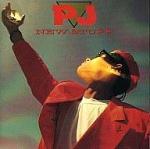 画像1: 中古 P.J - NEW STUFF CD