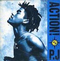 中古 P.J - ACTION CD