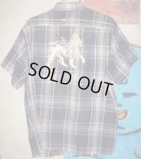 Jah Lion ジャーライオン S/S B.D Shirts