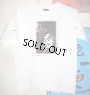 画像1:  M-69 Bob Marley 1979年 日本公演 フォト Tシャツ
