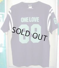 One Love 69 (S/S Foot Ball Tee)