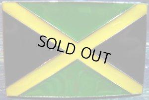 画像1: Jamaica Flag Backle