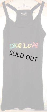 One Love ロング タンクトップ