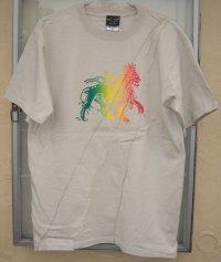 Jah Lion (Stitch)