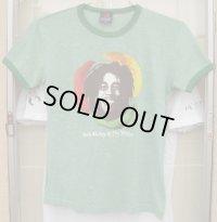 Zion Rootswear (Circle) リンガー Tシャツ